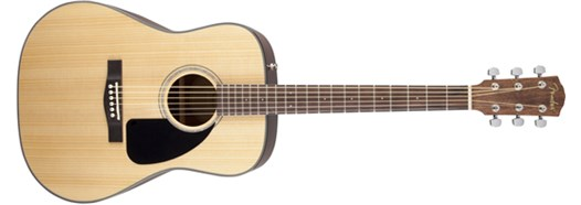 Fender® DG-8S Acoustic Pack Natural