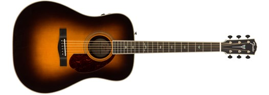 PM-1 Deluxe Dreadnought, Vintage Sunburst in