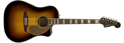Kingman™ ASCE Dreadnought with Case