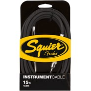 Squier® Instrument Cable - Black