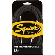 Squier® Instrument Cable - Black