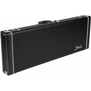 Fender® Pro Series Guitar Case (Black) in