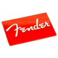 Fender® Red Logo Magnet -