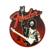 "Fender® Jimi Hendrix® Collection ""Peace Sign"" Magnet -"