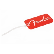 Fender® Luggage Tag - Red