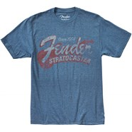 Fender® Since 1954 Strat® T-Shirt - Blue