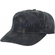 Fender® Blackwash Rivets Hat -