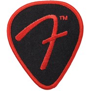 "Fender™ ""F"" Pick Patch -"