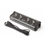 4-Button Footswitch: Mustang™ Series Amplifiers -