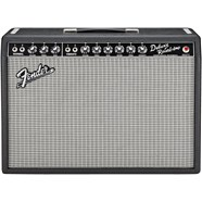 '65 Deluxe Reverb® Black and Silver