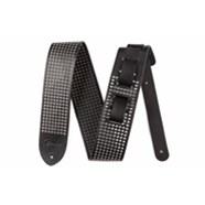 Fender® Leather Small Rivets Strap in