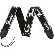 Fender® Running Logo Strap in