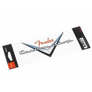 Custom Shop Logo Chevron Sticker -