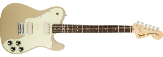 Chris Shiflett Telecaster® Deluxe Shoreline Gold