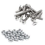 Pure Vintage Chassis Mounting Screws/Nuts -