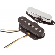 Fender Custom Shop '51 Nocaster Tele® Pickups - Nickel