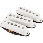 Custom Shop Fat '50s Stratocaster Pickups in White
