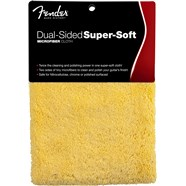 Dual-Sided Super-Soft Microfiber Cloth -