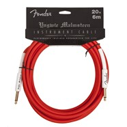 Yngwie Malmsteen Instrument Cables in Red