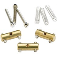 Pure Vintage '52 Telecaster® Saddle Kit -