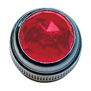 Pure Vintage Amplifier Jewels - Red