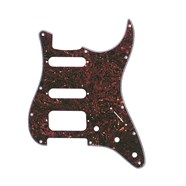 11-Hole Modern-Style Stratocaster® H/S/S Pickguards - Tortoise Shell