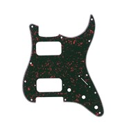 11-Hole Modern-Style Stratocaster® H/H Pickguards - Tortoise Shell