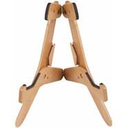 Jackknife Wood Guitar Stand in Natural