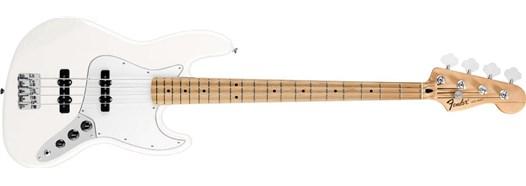 Standard Jazz Bass® Arctic White