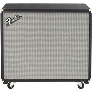 Bassman® 115 Neo Enclosure - Black and Silver