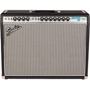 '68 Custom Twin Reverb® in Black and Silver