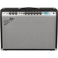 '68 Custom Vibrolux® Reverb in Silver and Blue