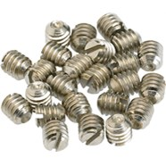 Knob Set Screws - Nickel