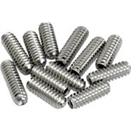 American Vintage Strat®-Tele® Saddle Height Adjustment Screws (12) -