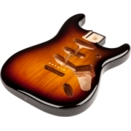 Classic Series 60's Stratocaster® SSS Alder Body Vintage Bridge Mount - 3-Color Sunburst -