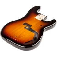 Standard Series Precision Bass® Alder Body - Brown Sunburst -