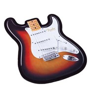 Fender® Strat® Body Mouse Pad -