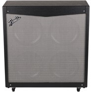 Mustang™ V 412 Cabinet (V.2) in Black and Silver