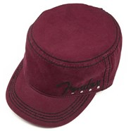 Fender® Studded Legion Cap - Wine Red