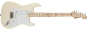 Eric Clapton Stratocaster® - Olympic White