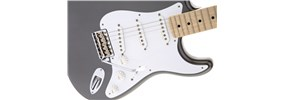 Eric Clapton Stratocaster® in Pewter