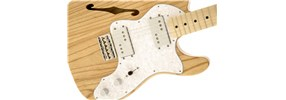 Classic Series '72 Telecaster® Thinline in Natural