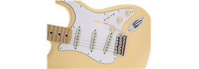 Yngwie Malmsteen Stratocaster® Vintage White