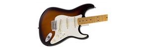 Eric Johnson Stratocaster® Maple in 2-Color Sunburst