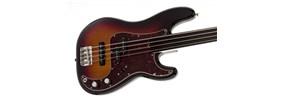 Tony Franklin Fretless Precision Bass® - 3-Color Sunburst