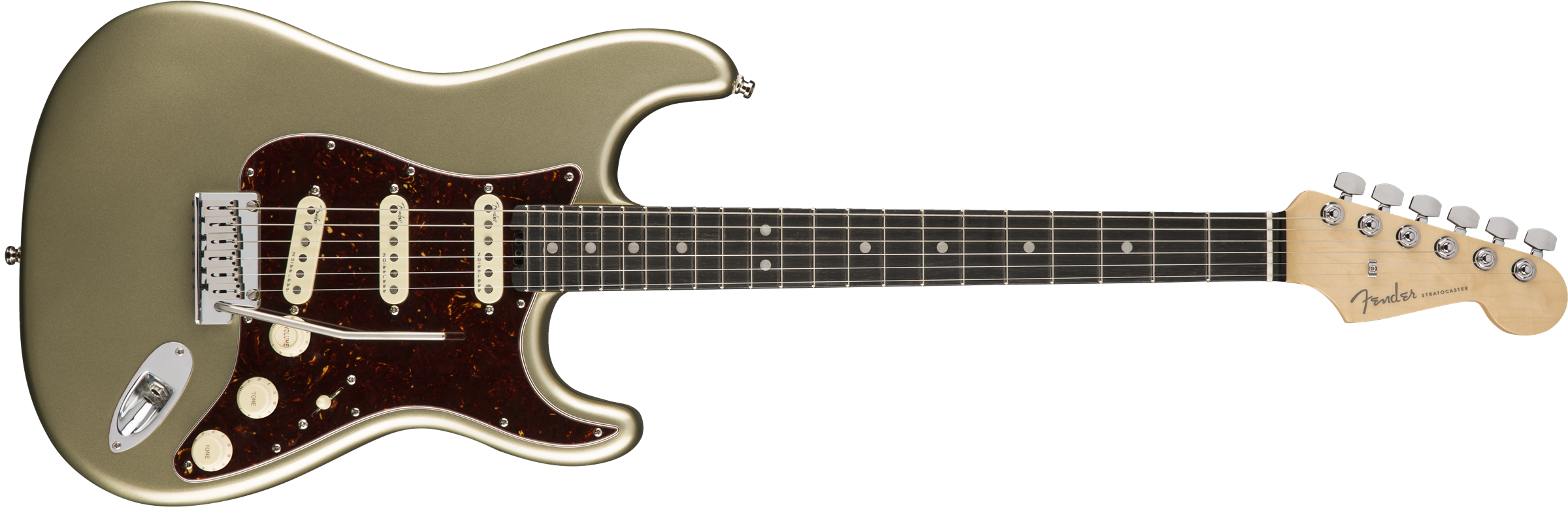 FENDER AM ELITE AMERICAN STRATO EB CHAMP - 0114001774