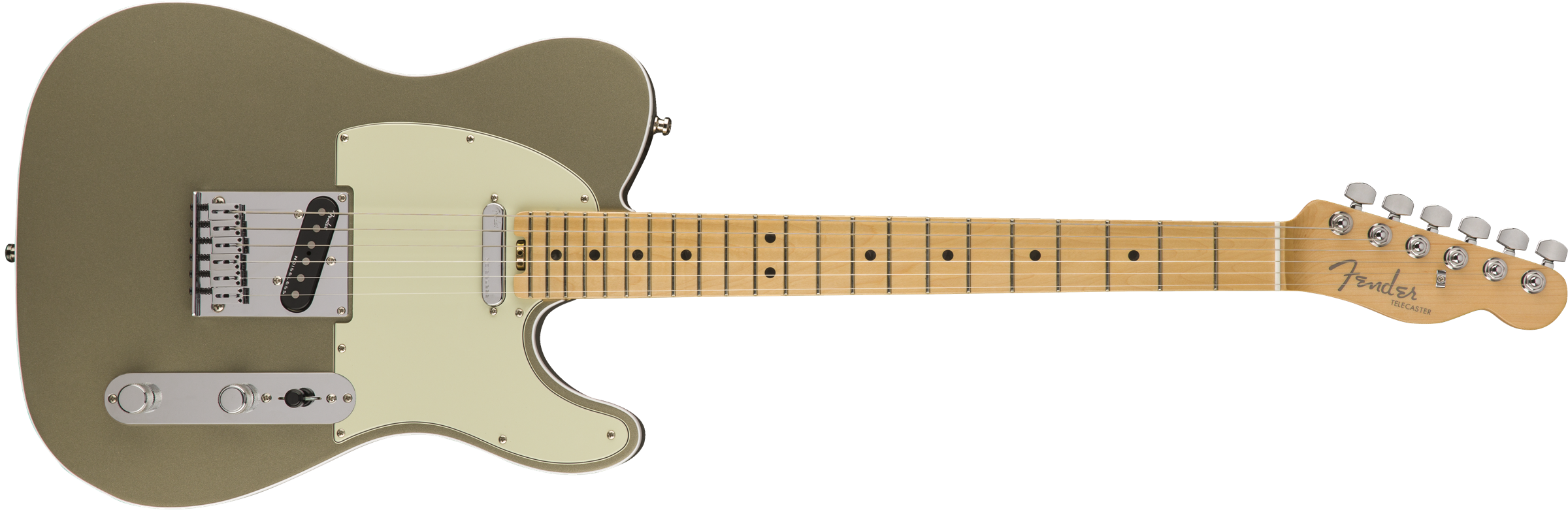 FENDER AM AMERICAN ELITE TELECASTER MN CHAMP - 0114212774