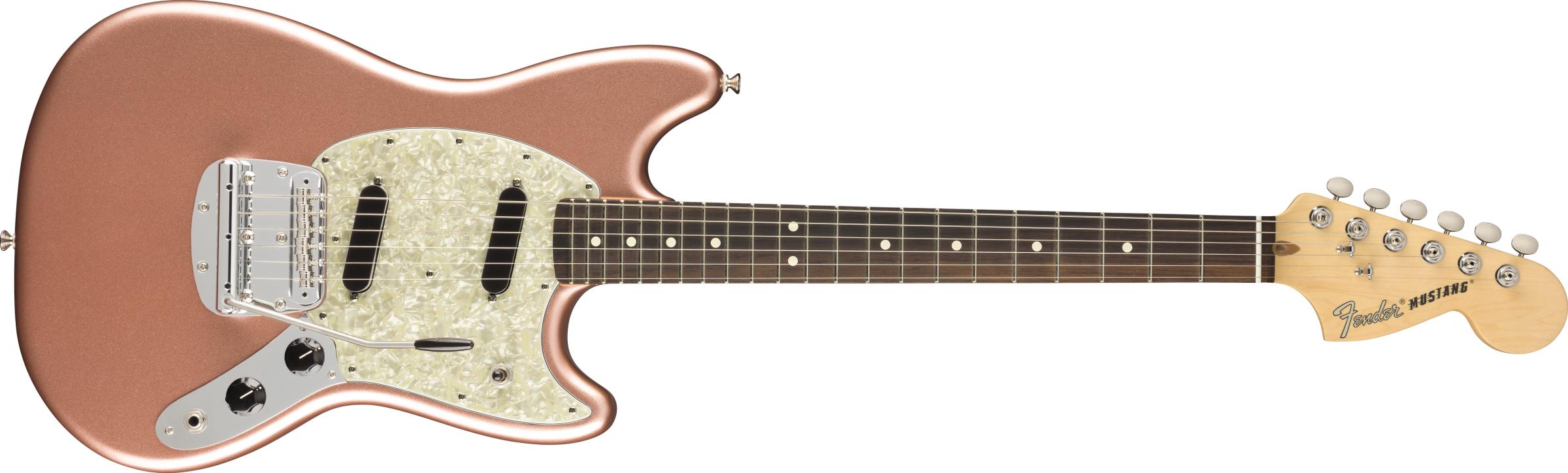 FENDER American Performer Mustang, Rosewood Fingerboard, Penny