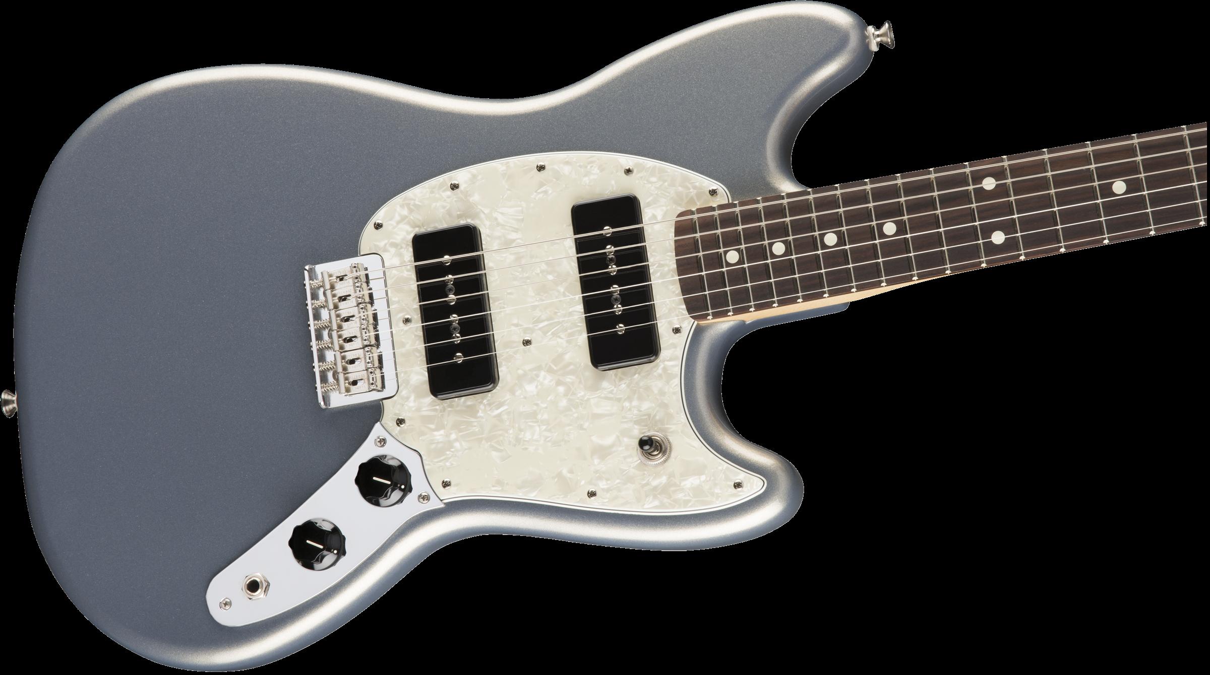 гитара FENDER: MUSTANG 90