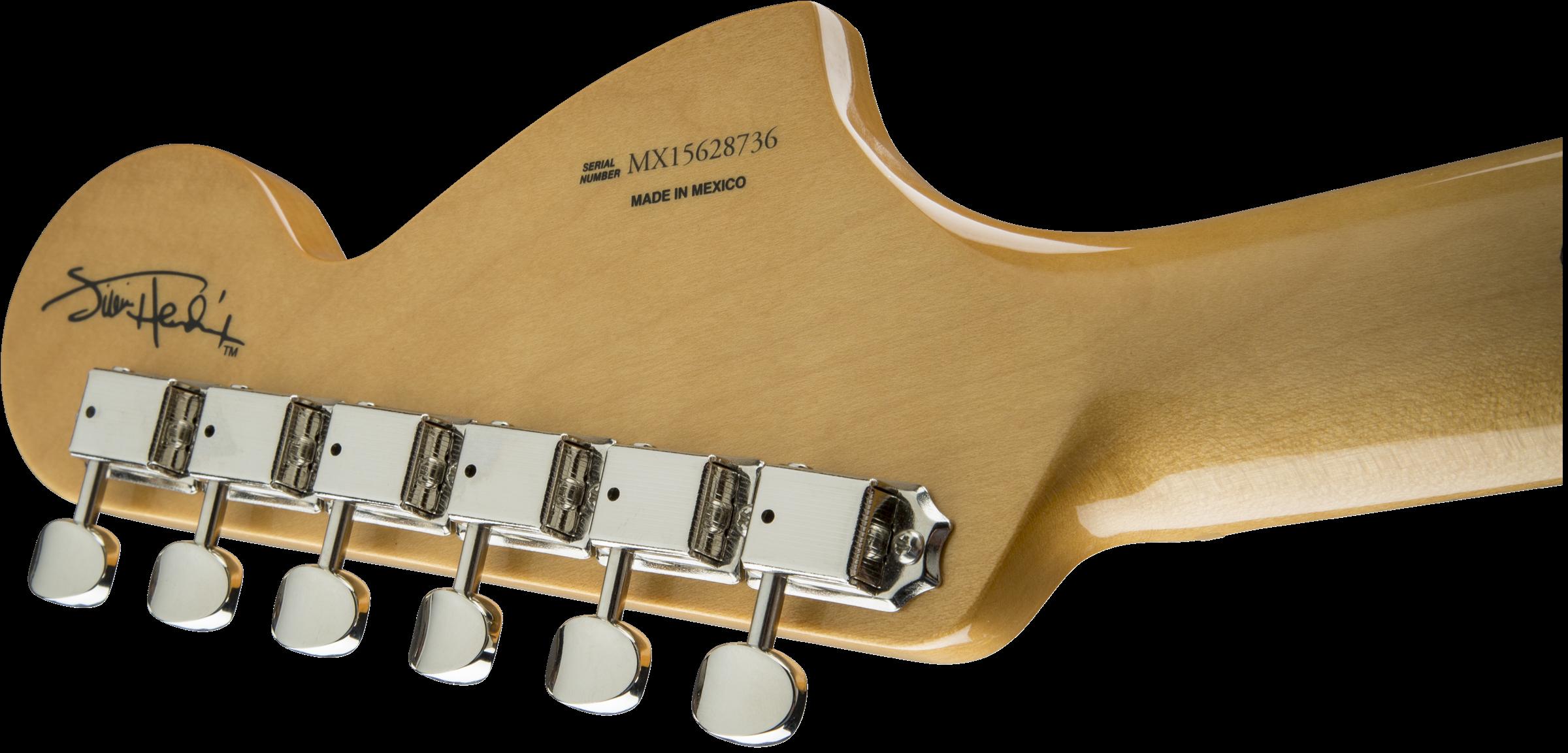 FENDER:  Jimi Hendrix Stratocaster